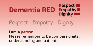Dementia RED