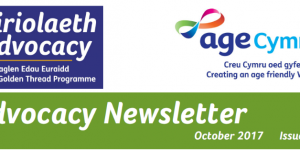 Advocacy newsletter